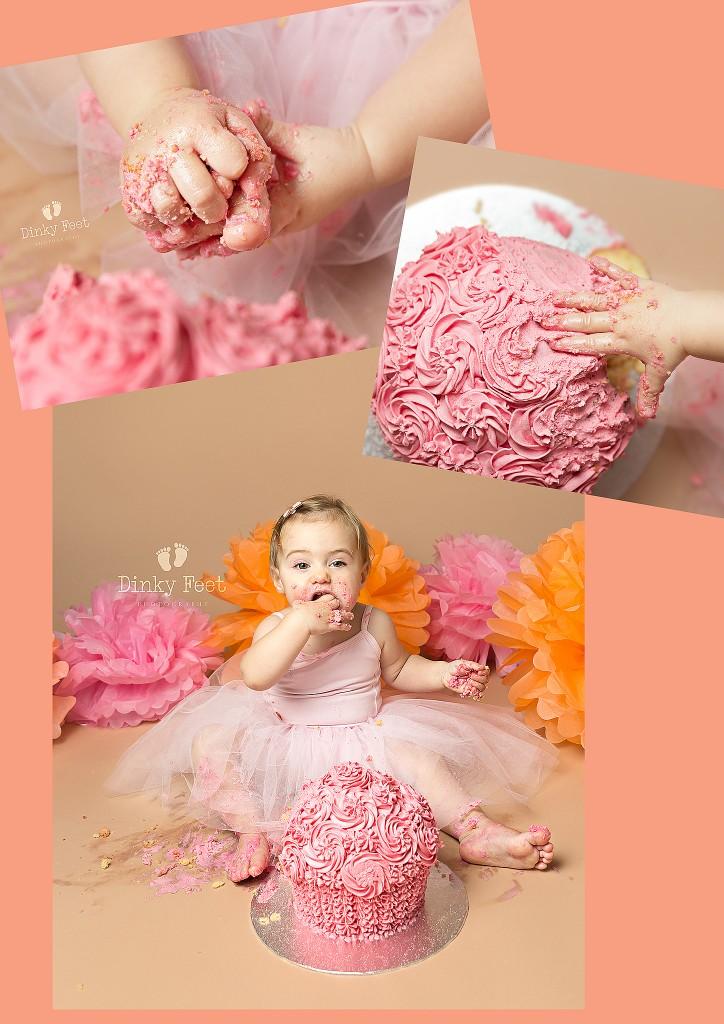 cake smash rotherham