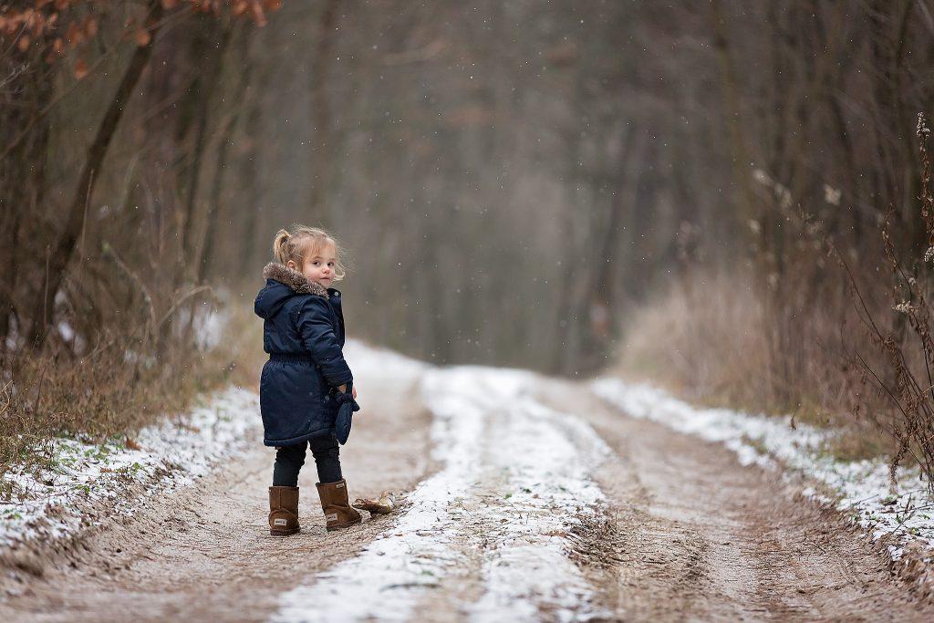 winter photoshoot sheffield