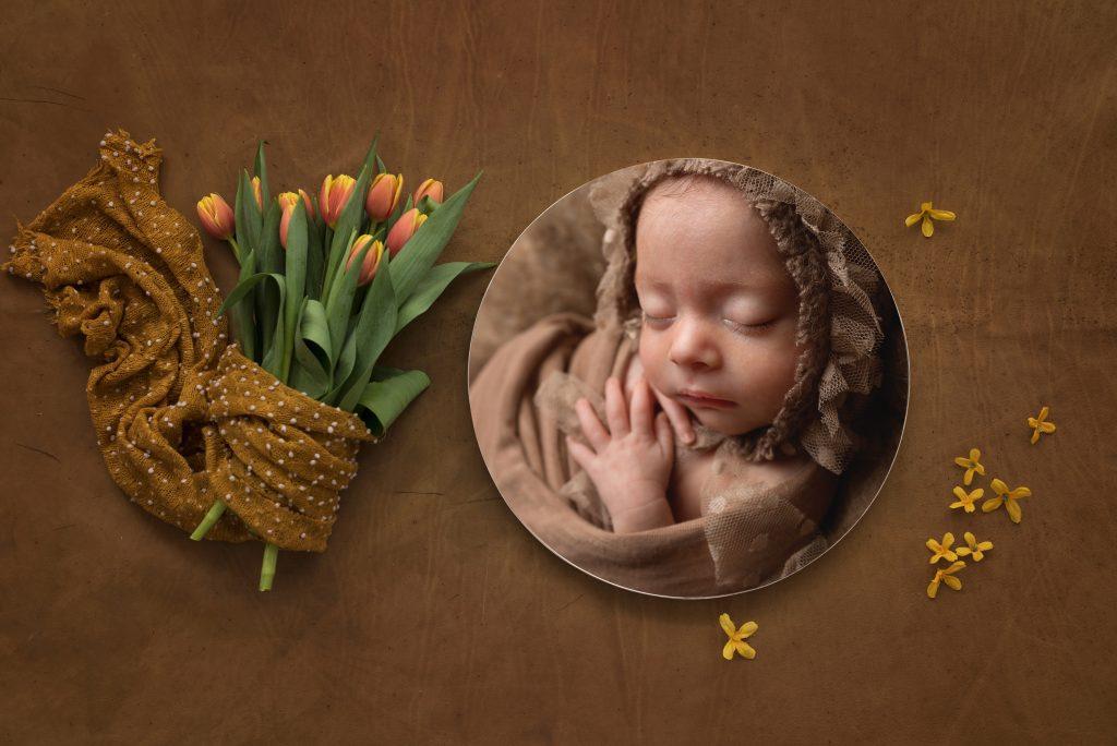 modern newborn photography derbyshire