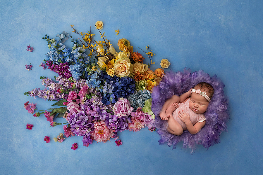 newborn baby session