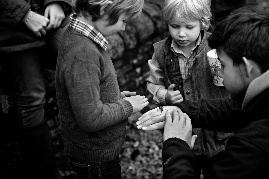 Family photographer Mansfield